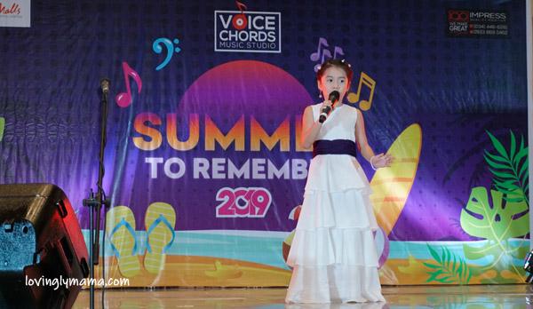 summer voice recital - Voice Chords Music Studio - Bacolod music studio - Bacolod voice coach - Bacolod mommy blogger - Shane - Tomorrow