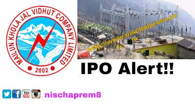Mailung+Khola+Jalvidhyut+company+IPO+Nepal+share+Market