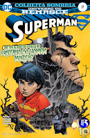 DC Renascimento: Superman #17