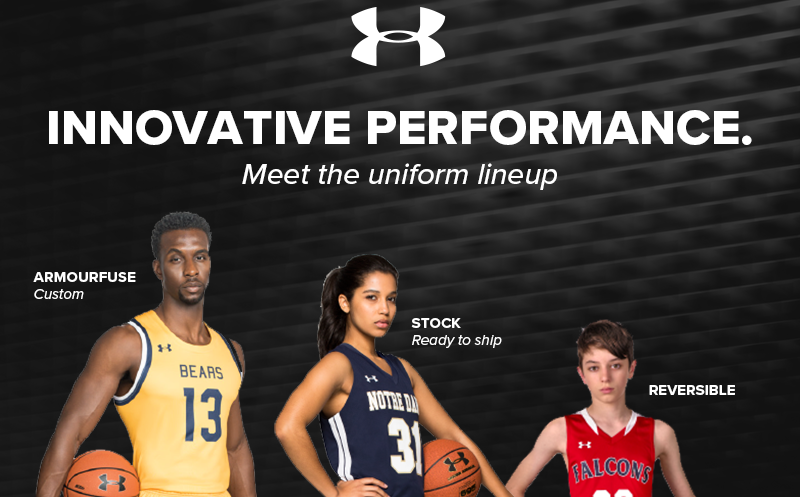 09e235c85 Basketball Manitoba is pleased to share some information on a number of  uniform options from our new partner Under Armour and Khaunaverse Sports.