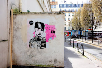 Sunday Street Art : FKDL - passage Hébrard - Paris 10