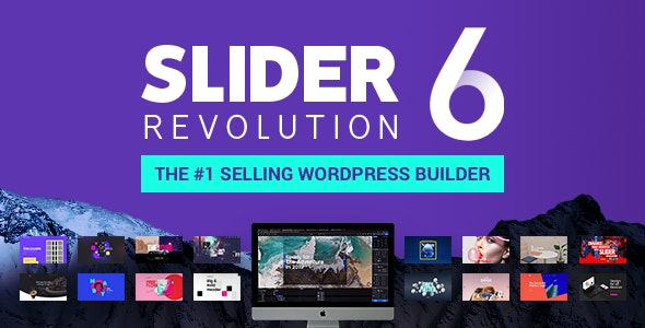 Slider Revolution 6.5.4 Nulled (Addons + Templates) – Responsive WordPress Plugin