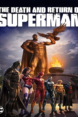 The Death and Return of Superman (2019) English Download 480p 720p WEB-DL