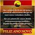 Mensagem de ano novo do Paraíba a todos os clientes e amigos.