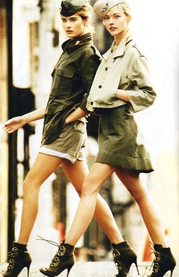 Uniform Fashion Trend