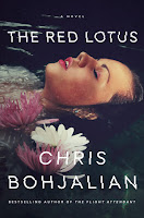 The Red Lotus by Chris Bohjalian book cover and review