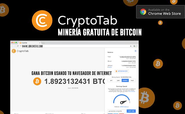 cryptotab-mineria-bitcoin