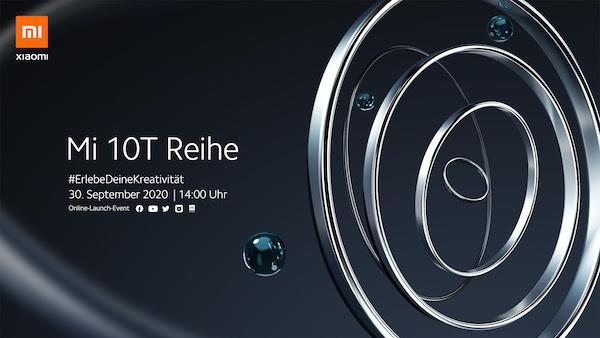 Xiaomi ufficializza il lancio della serie Mi 10T | Prezzi sorprendenti