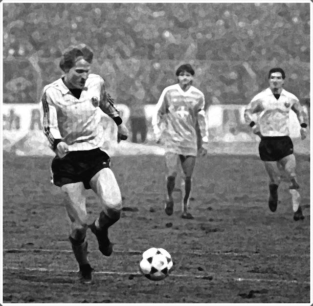 Matthias Sammer Dresden Uerdingen 1986
