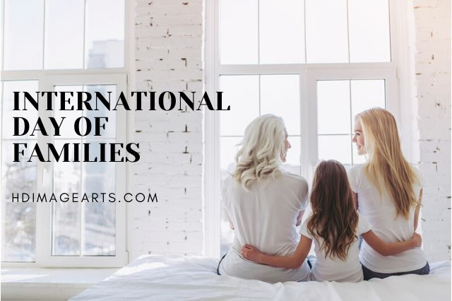 International Day of the Families Wishes 2020