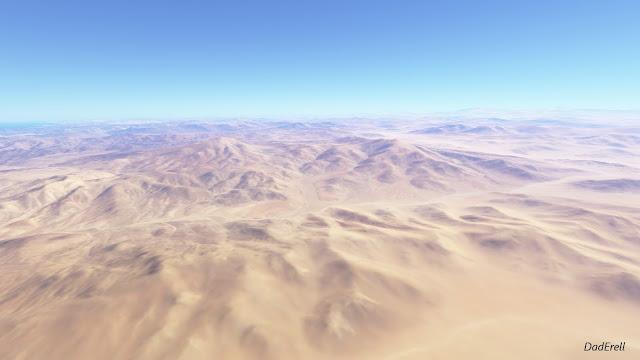 infinite Flight, Chili, Copiapo