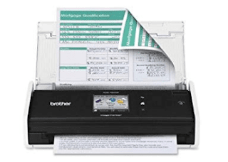 Brother ADS 1500W Scanner Driver Software Download