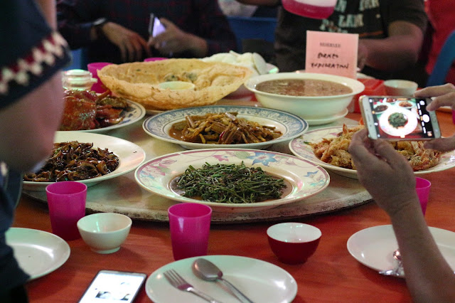 Menu Makan Malam di Top Spot, Stall no 25