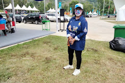Juliana Waromi Apresiasi Perjuangan Atlet Binaan Perpani ke Final Panahan PON XX