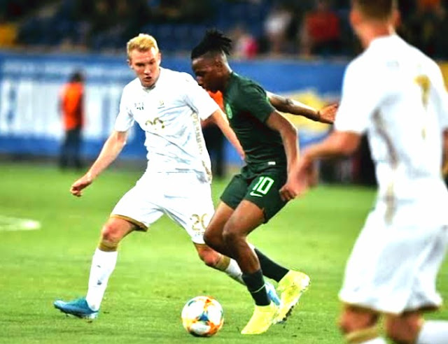 Nigeria: Rangers Coach Congratulates Joe Aribo On His Debut