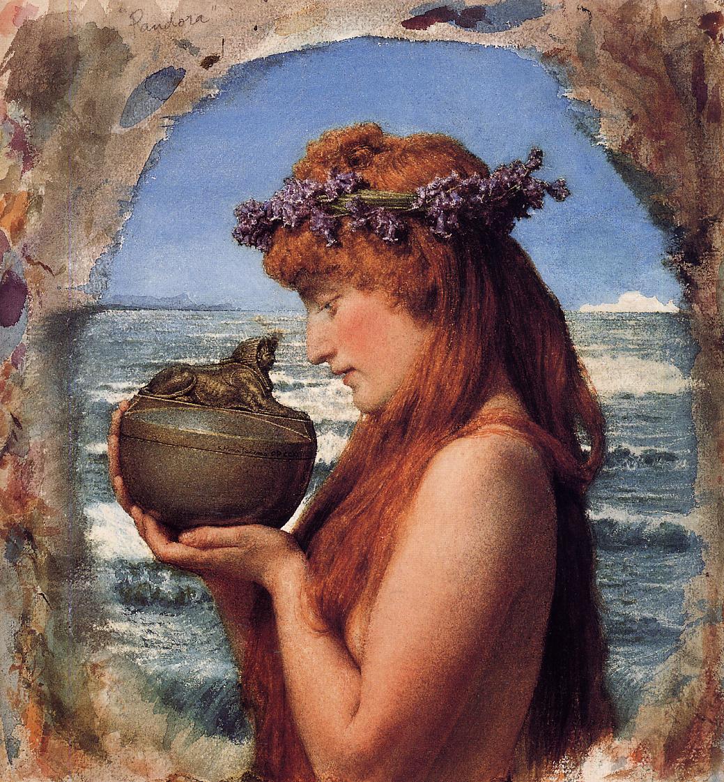 Pandora's Box story – Greek mythology