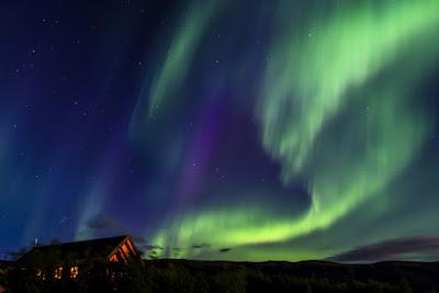 Le mois d'août en Islande