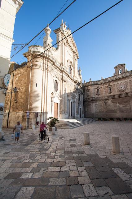 Basilica concattedrale di Maria Santissima della Madia-Monopoli