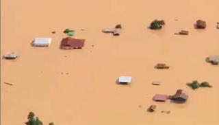 أدى تدمير السد في لاوس إلى مقتل العديد من الأشخاص