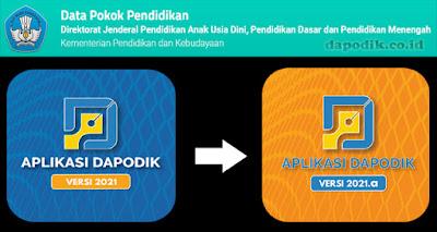 Rilis Pembaruan Aplikasi Dapodik Versi 2021.a – dapodik.co.id