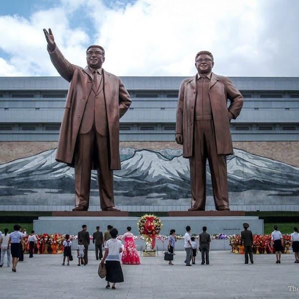 Sisi Lain Kehidupan di Korea Utara yang Terungkap Ke Media
