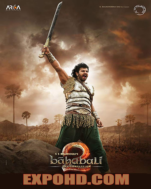 Baahubali 2 2017 Full Movie Download 720p | 1080p | HDRip x261 ACC 1.3Gb