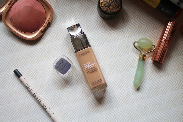 L'Oreal True Match Foundation Review and Swatches