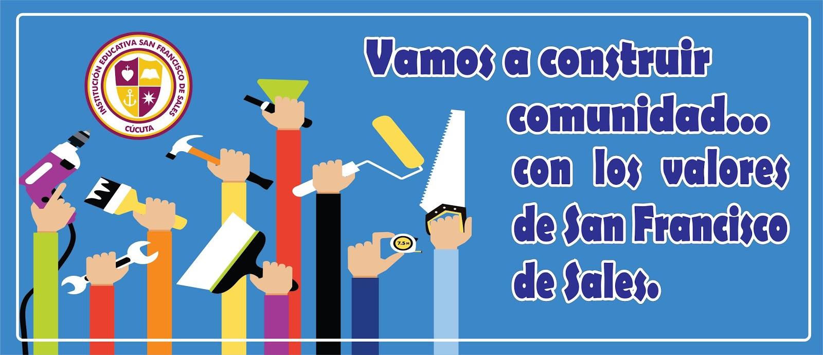 CONSTRUYAMOS COMUNIDAD