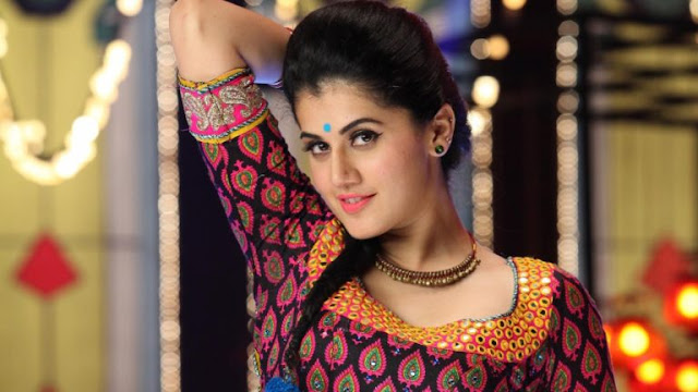 Taapsee Pannu High Definition Wide Desktop HD Wallpaper