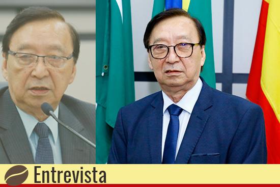 Vereador Mário Hossokawa (PP), presidente da Câmara de Maringá – Fotos: Marquinhos Oliveira/CMM