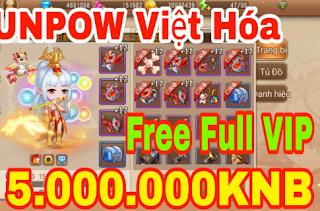 Tải game Lậu Mobile GunPow Trung Quốc Việt Hóa TOOL GM Miễn Phí 100% Free Tất Cả Và Đồ Full Vip Full KC Vô Hạn