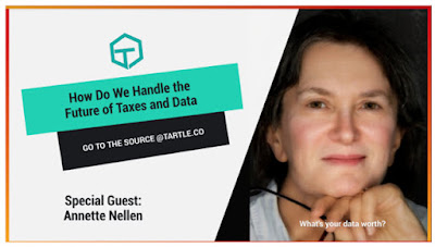 How Do We Handle the Future of Taxes and Data - TCAST podcast