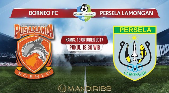 Pusamania Borneo FC Vs Persela Lamongan  Berita Terhangat Prediksi Bola : Pusamania Borneo FC Vs Persela Lamongan , Kamis 19 Oktober 2017 Pukul 18.30 WIB