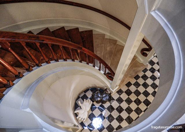 Interior do Hotel Solar Cerca do Mosteiro, Alcobaça, Portugal
