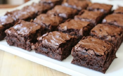 Receita: Brownie de Nutella