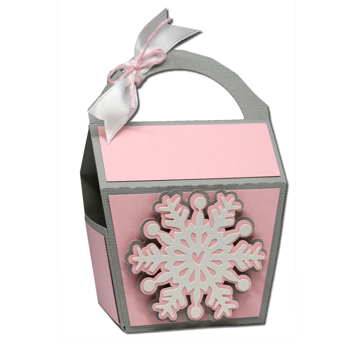 Bits of Paper: Holiday Cards and Favor Boxes