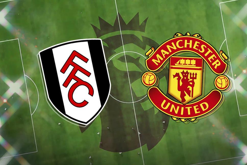 بث مباشر مباراة مانشستر يونايتد وفولهام