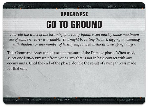 Activos de Mando Apocalypse