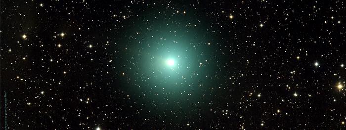 Cometa C/2020 M3 ATLAS - como observar