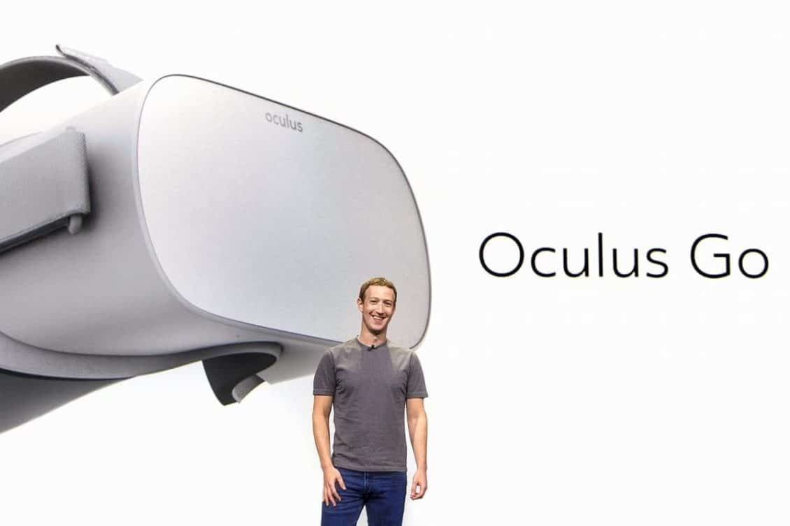 Facebook has stopped selling Oculus Go glasses to focus on more powerful glasses