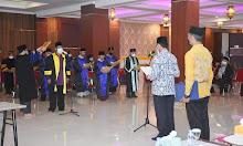 Sebanyak 42 Dewan Hakim dan Panitera MTQ XXIX Tingkat Kabupaten Dilantik