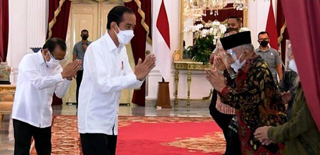 Partai Ummat Bela Amien Rais: Dulu Jokowi selalu Bilang Tidak Mau Nyopras Nyapres
