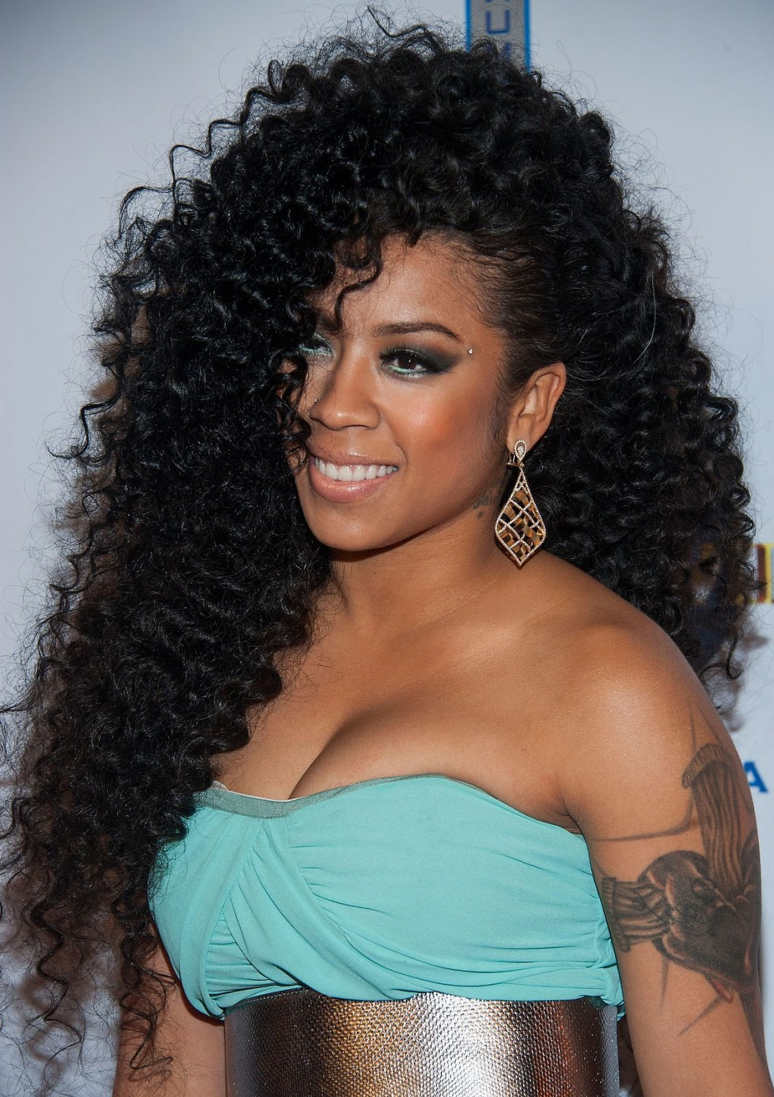 Singer Keyshia Cole Ends Search To Find Her Biological Father