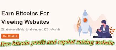 Free bitcoin profit and capital raising website