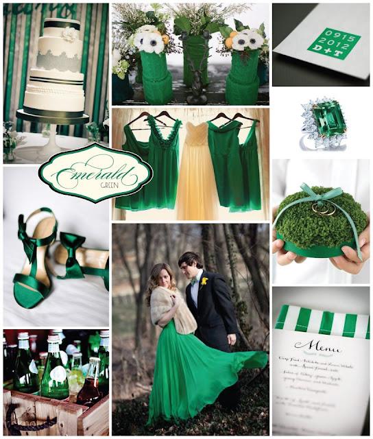 verde+smeraldo I colori di tendenza del 2013 secondo PantoneAvvisi - Novità