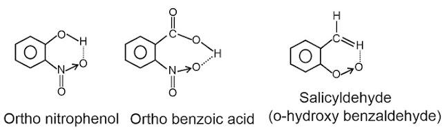 intramolecular hydrogen bond
