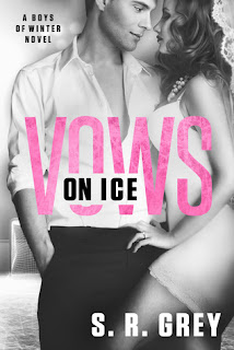 Vows on Ice by SR Grey