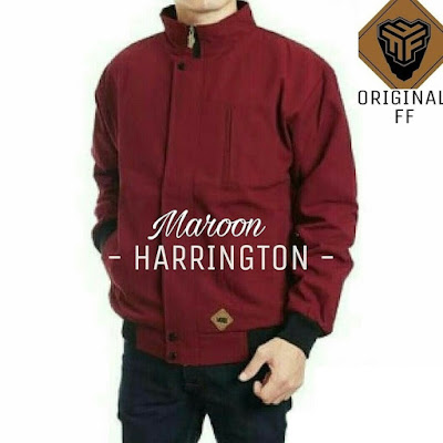 jaket harrington smith