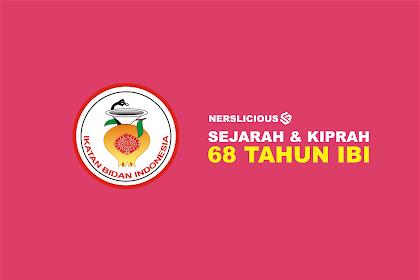 Sejarah dan Kiprah 68 Tahun Ikatan Bidan Indonesia - IBI