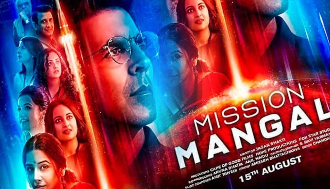 Mission Mangal Full HD Movie Download 720p, 1080p